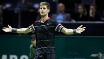 ATP Rotterdam, la finale sarà Klizan-Monfils