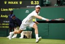 Wimbledon 2016 - Murray liquida Broady in tre set