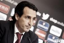 """Emery: """"Tenemos que estar contentos con el punto"""""""