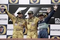 GP Bélgica de 1998: la última de Damon Hill; entre la lluvia y el caos