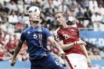 Islandia pesca el triunfo en el último minuto