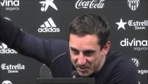 """Neville: """"Los partidos contra Barça y Madrid son nuestros argumentos para luchar"""""""