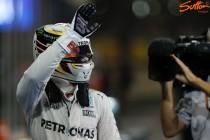 Abu Dhabi GP: Pole advantage for Hamilton ahead of decider