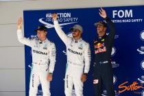 United States Grand Prix: Hamilton's Austin powers in qualifying