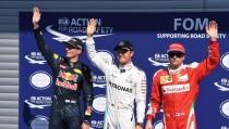 Spa: le parole di Rosberg, Verstappen e Raikkonen