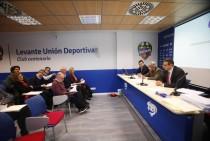 El Levante aprobó el miércoles el presupuesto de 40 millones de euros