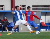 Espanyol B - Atlético Levante: honradez periquita para no adulterar la lucha de la zona baja