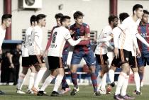 Valencia Mestalla - At. Levante: derbi por todo lo alto en el Antoni Puchades