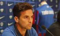 """Toño: """"Vamos a intentar ganar el partido contra Las Palmas como sea"""""""