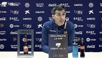 """Muñiz: """"En todos los partidos de Segunda División se sufre"""""""