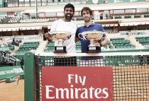ATP Monte Carlo: Bopanna/Cuevas win the first Masters of the clay season on match tiebreaker
