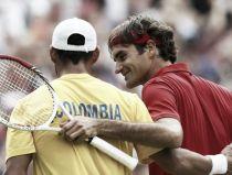 Falla enfrentará a Federer en Roland Garros
