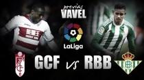 Previa Granada - Real Betis: Despegar a domicilio