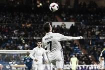 El Real Madrid se congela