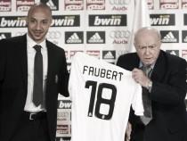 """Faubert: """"Jugar en el Madrid fue una experiencia soberbia"""""""