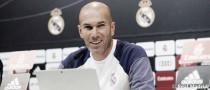 """Zidane: """"Es una alegría ver a Danilo entregarse al 100%"""""""