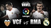Liga - Zidane e il Real alla prova Valencia