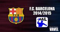 FC Barcelona 2014/15
