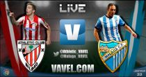 Athletic Club vs Málaga en vivo y en directo online