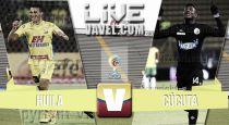 Atlético Huila vs Cúcuta Deportivo en vivo y en directo online por la Liga Águila 2015