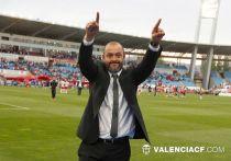 """Nuno: """"El Valencia está donde se merece"""""""