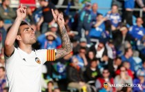 Getafe - Valencia: puntuaciones del Valencia CF, jornada 35 de la Liga BBVA