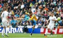 El Valencia sale vacío del Bernabéu