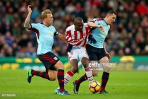 Burnley vs Stoke City Preview: Stoke looking to bounce back after dismal weekend performance