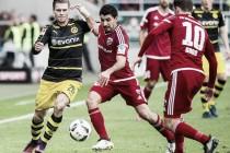 Pulisic marca no fim e Dortmund empata com Ingolstadt em jogo de seis gols