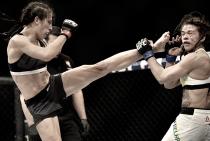 Joanna Jedrzejczyk quiere hacer historia en UFC 211