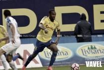 """Abdullah: """"Me gustaría jugar pronto en Primera y ojalá sea con el Cádiz"""""""