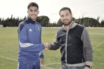 Nico Hidalgo firma por el Cádiz hasta 2019