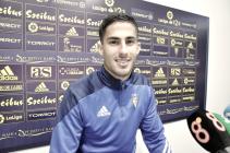 """Nico Hidalgo: """"Estoy muy contento de poder seguir dos años más en este club"""""""