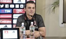 """Roma-Milan, Montella in conferenza: """"Spalletti è il valore in più dei giallorossi"""""""