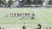 El FC Jumilla no pasa del empate en La Roda