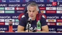 """Bologna, Donadoni: """"Crotone squadra quadrata, a noi non deve mancare cattiveria"""""""