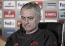 """Mourinho: """"Jugamos para ganar"""""""