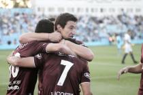"""Lautaro Acosta: """" Supimos estar tranquilo y nos llevamos un resultado merecido"""""""