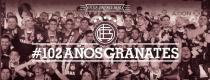 102 años granates: los títulos