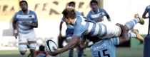 Argentina XV y Estados Unidos en la punta del ARC 2017