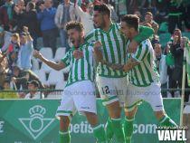 Fotos e imágenes del Betis 2-0 Rácing de Santander, 18ª jornada de la Liga Adelante