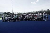 Fluminense Guerreiros realiza treino coletivo em Deodoro