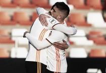 El Mestalla 'le mete mano' al Baleares
