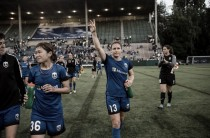 Kendall Fletcher clocks out with Seattle Reign