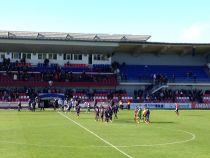 La SD Huesca cierra el 2014 como líder de grupo