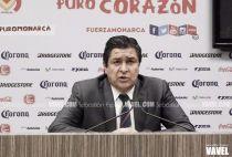 """Luis Fernando Tena: """"Morelia hizo un gran partido"""""""