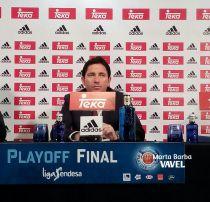 """Xavi Pascual: """"Tuvimos opciones de algo más"""""""