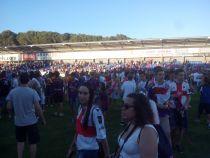 La SD Huesca cumple y logra el ansiado ascenso