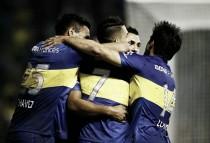 Boca Juniors goleia Deportivo Cali no segundo tempo e finaliza na liderança do Grupo 3