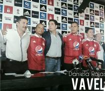 Hernán Torres fue presentado como técnico del América de Cali